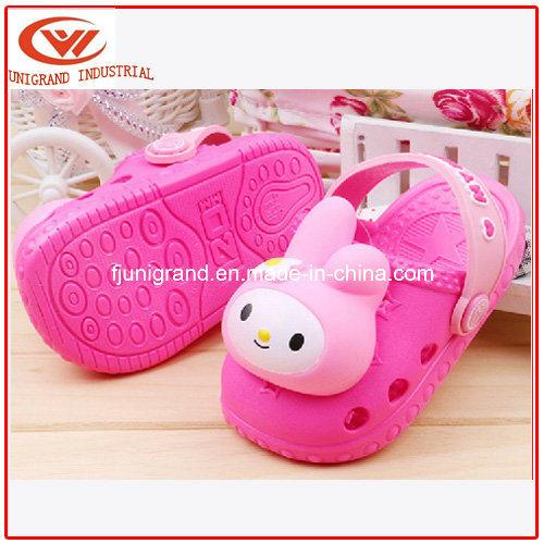 Newest Design EVA Garden Shoes Fashion Clogs for Children