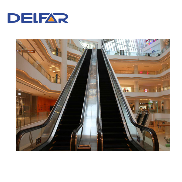 Indoor Escalator with 30 and 35 Degree