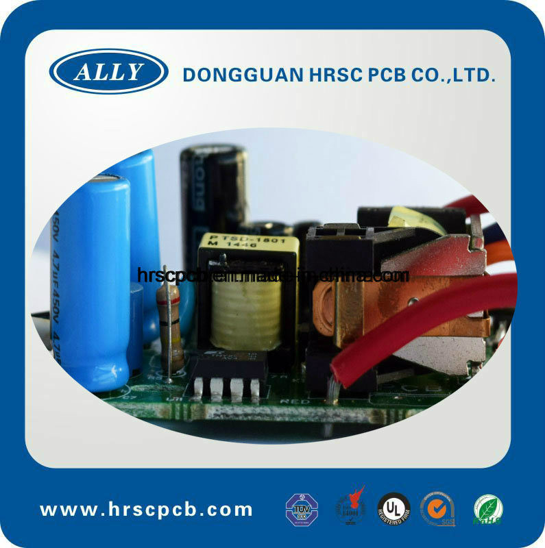 PCBA (PCB Board Assembly) for Telecom Control (PCB-729)