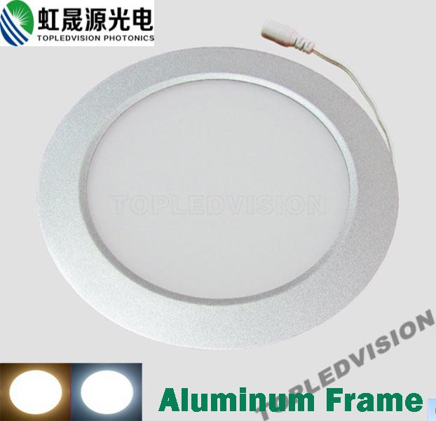 Sale! Mounted Round LED Panel Light 6W High Lumen SMD2835LEDs