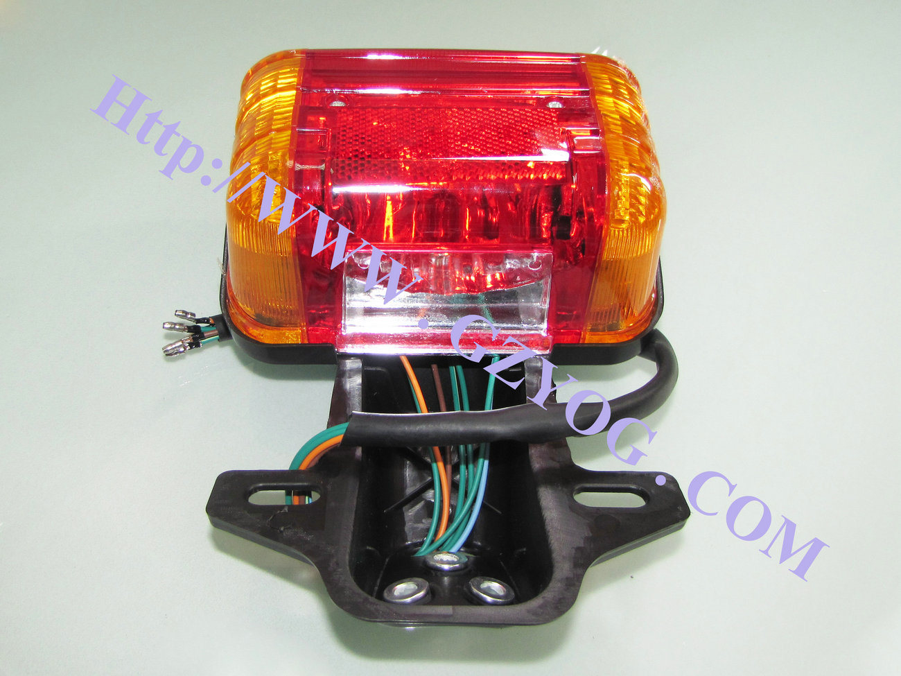 Yog Motorcycle Body Spare Parts Rim Handle Switch Speedometer Assy Gear Lever Side Cover Rear Light Spoke Set Hub Cg