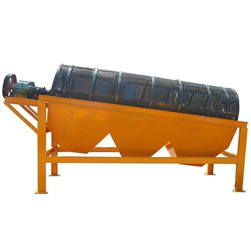 Sand Drum Sieve, Sand Screening Machine