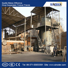 Energy-Saving Coal Gasifier/ High Efficiency Small Coal Gasifier, Coal Gas Furnace/ 12 Months Guarantee Coal Gas