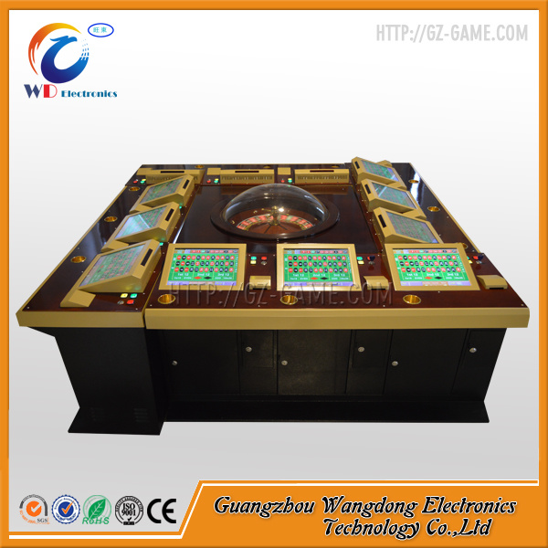 Roulette Machine Electronic Gambling Roulette Machine for Sale