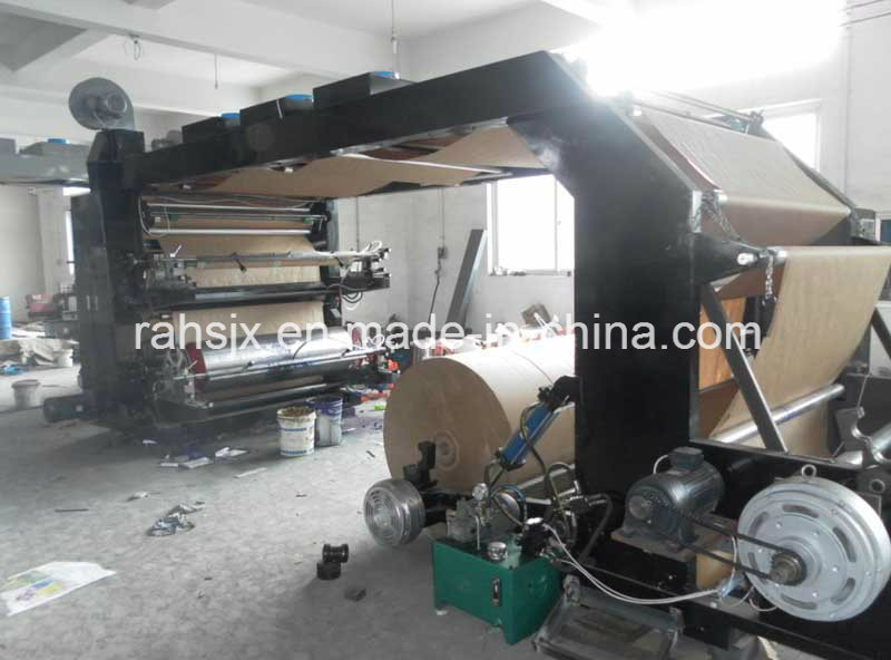 High Precision 1600mm Flexo Printing Coating Paper Machine
