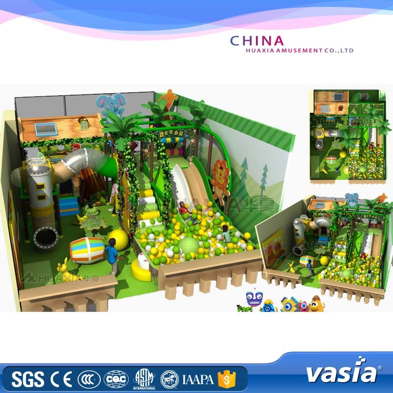 Indoor Soft Playground Safety ASTM Standard