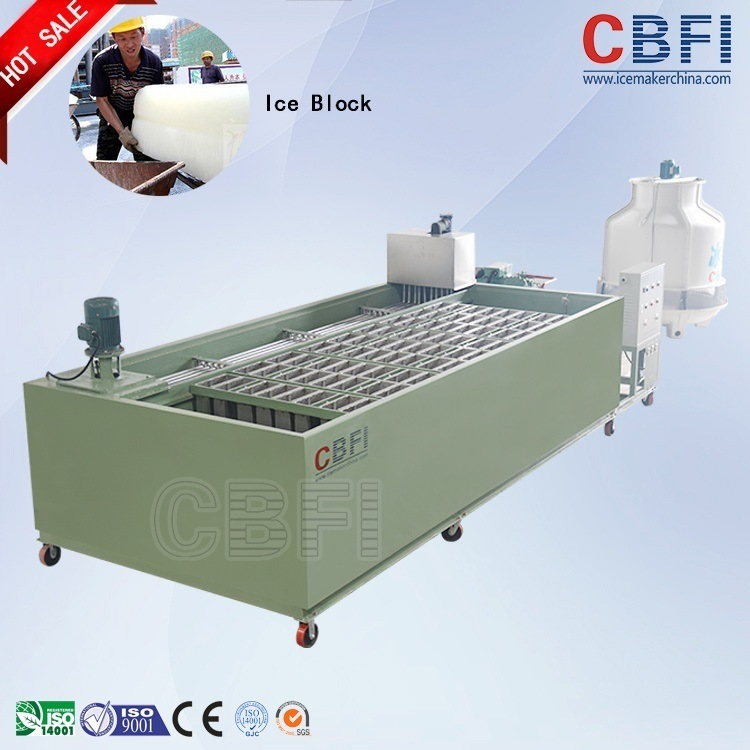 Industrial Commercial Block Icee Making Machine