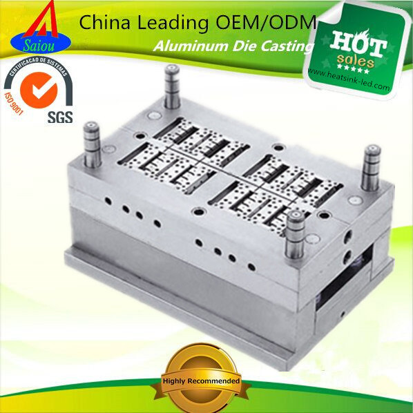 LED Lighting Plastic Injection Mould