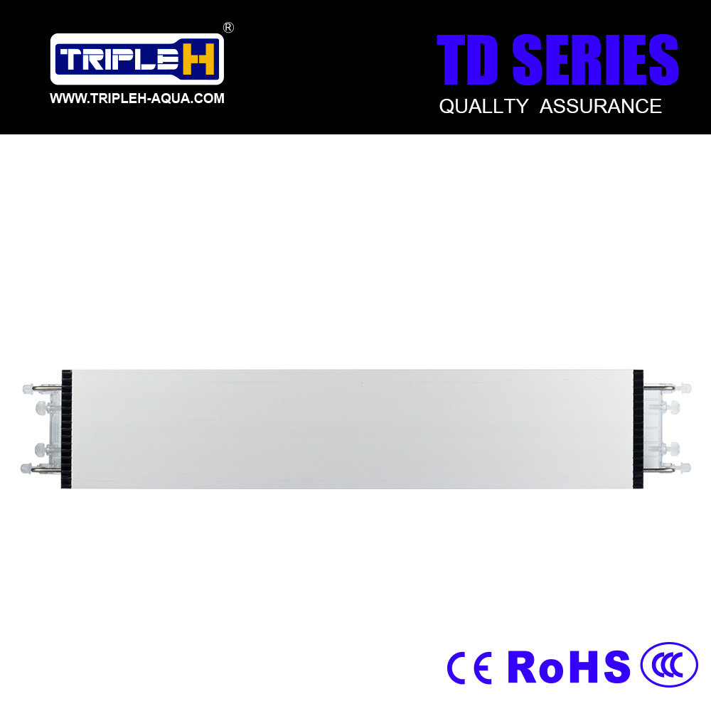 Ultra-Thin Adjustable Aquatic LED Aquarium Lighting for Fish Tank