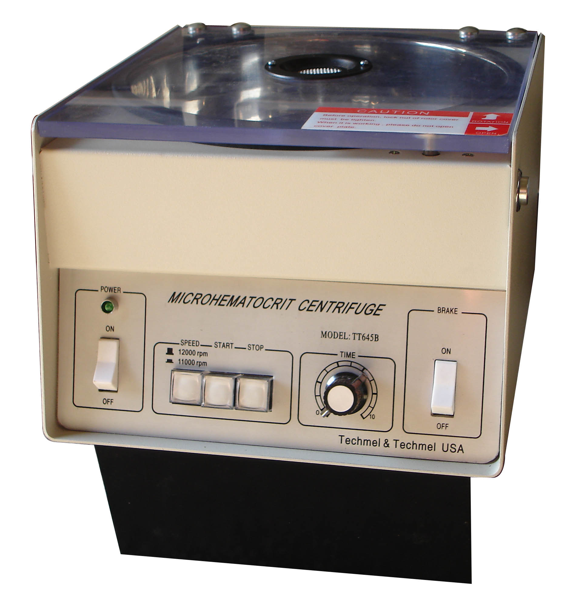 Micro Hematocrit Centrifuge with 12000rpm Jsh-20