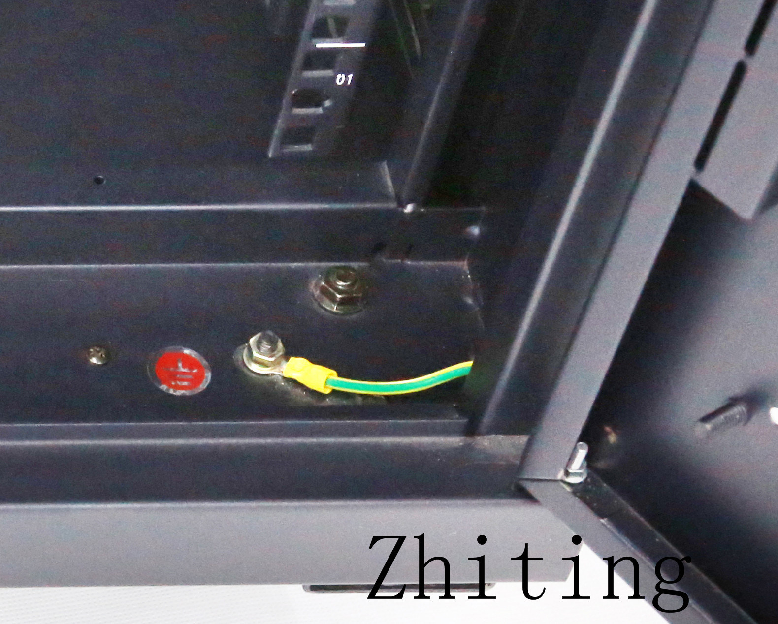 19 Inch Zt Ls Series Server Network Rack Used in Micro-Module