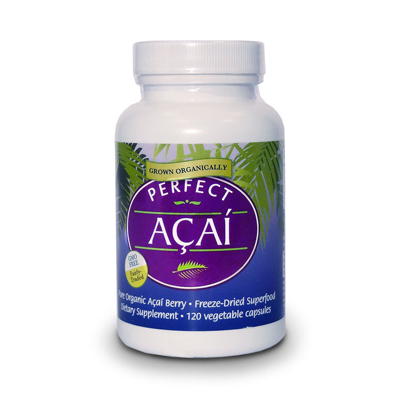 Acai Berry Juice Powder for Beverage and Food Flavor