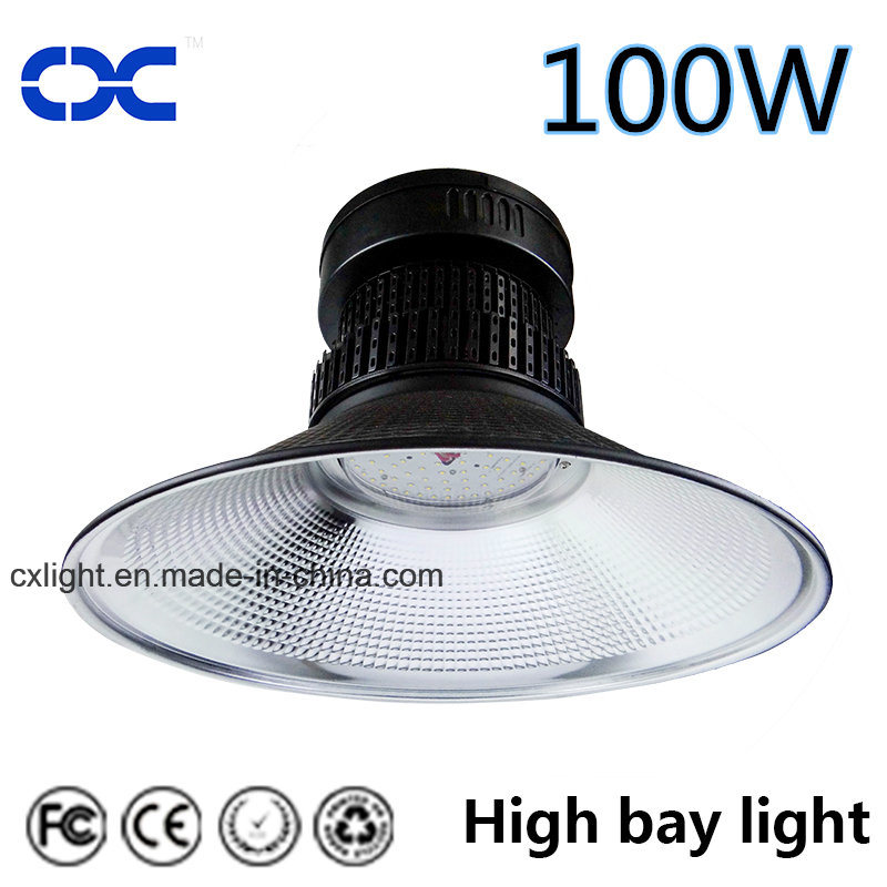 100W 150W 200W Industrial Lighting LED High Bay Light
