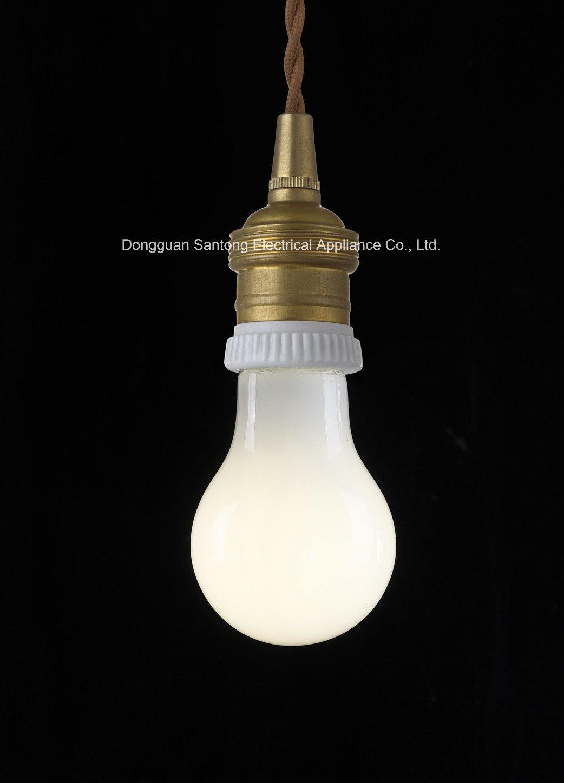 A19/A60 Milky LED Filament Light Bulbs OEM 4W/6W/8W