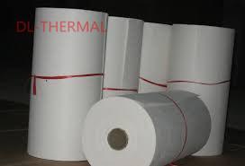 Refractory No Organic Binder Glassfiber Paper Filter Sound Insulation Materials Car Muffler