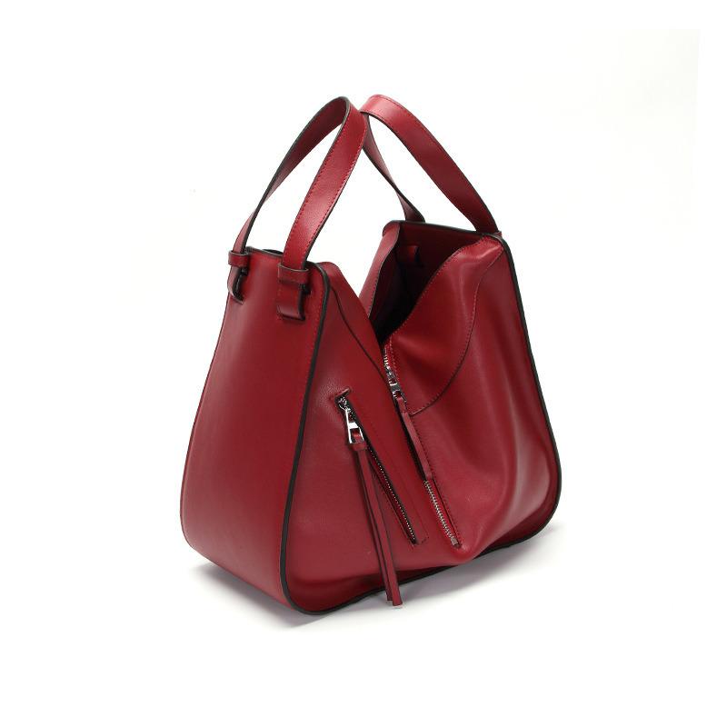 Al90029. Shoulder Bag Handbag Vintage Cow Leather Bag Handbags Ladies Bag Designer Handbags Fashion Bags Women Bag