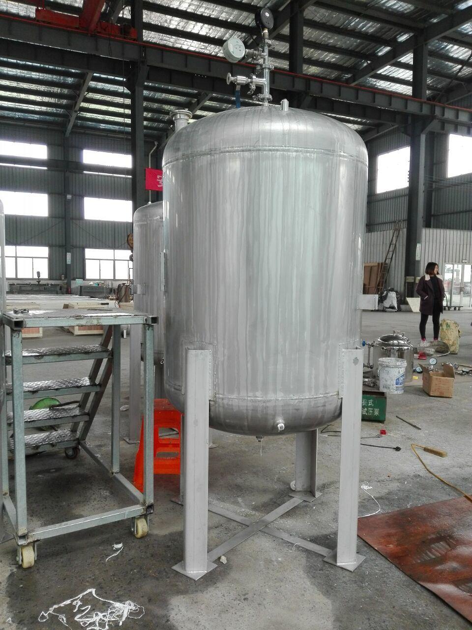 LPG, LNG Stainless Steel Storage Tank (LAR/LIN/LOX/LCO2)