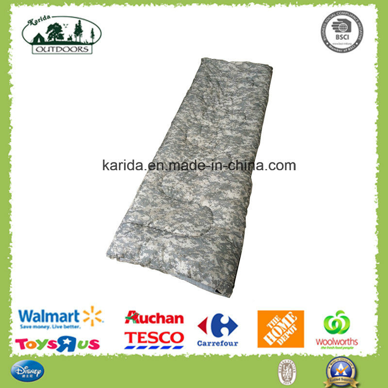 Camouflage Envelop Sleeping Bag