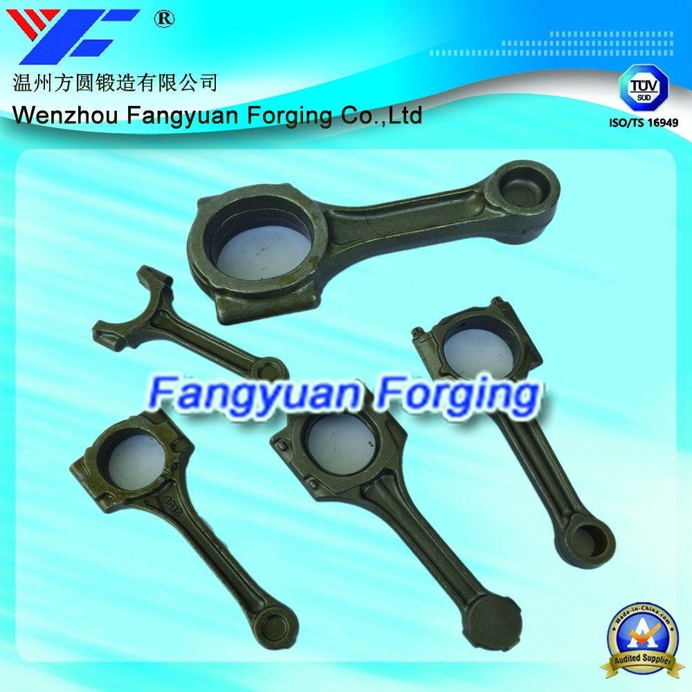 High Quality Hot Forged Connecting Rod for Auto Parts