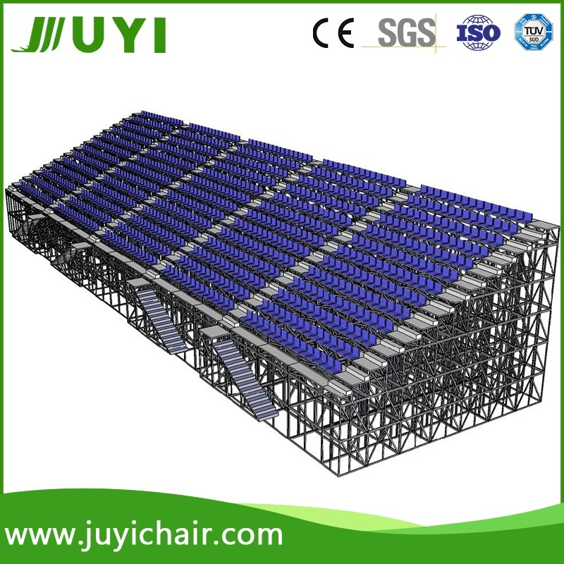 Outdoor Bleacher Dismountable Metal Bleacher Detachable Seating Jy-715