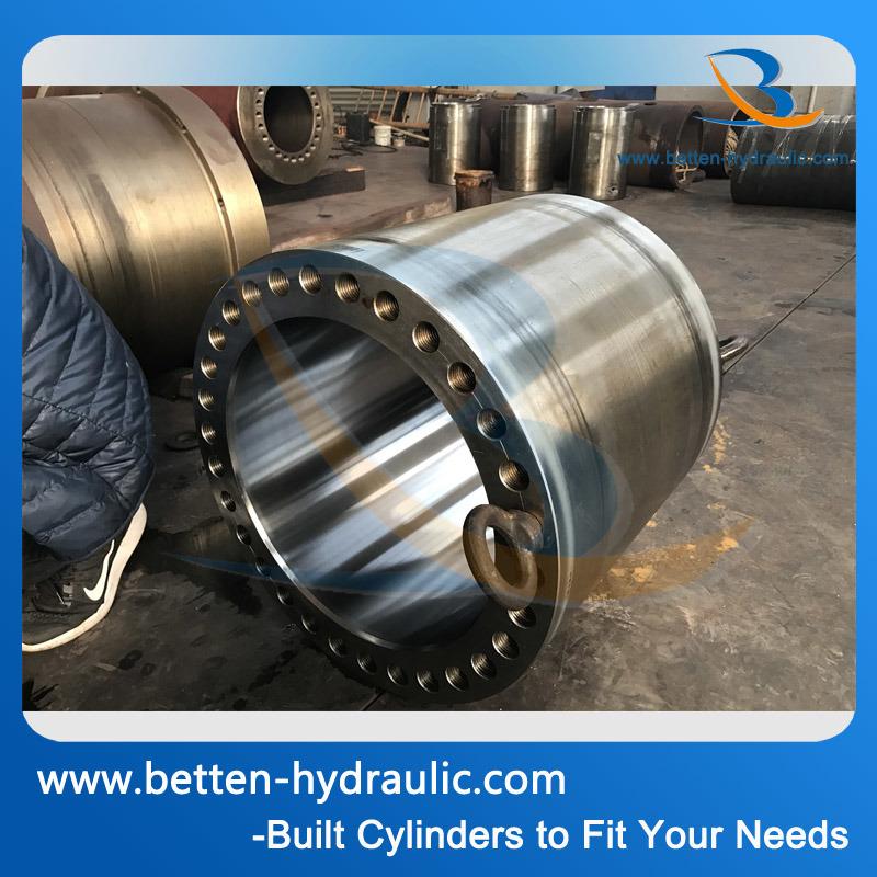 Customized Hydraulic Cylinder Barrel, Honed Tube