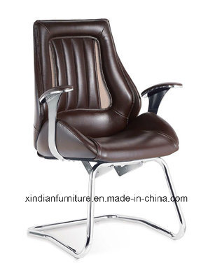 Modern Office Meeting Chair with Steel Fixed Frame