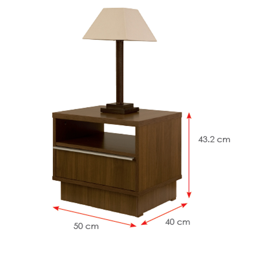 Wooden Wardrobe /Nightstands /Shoes Case /Side Cabinet (HX-DR017)