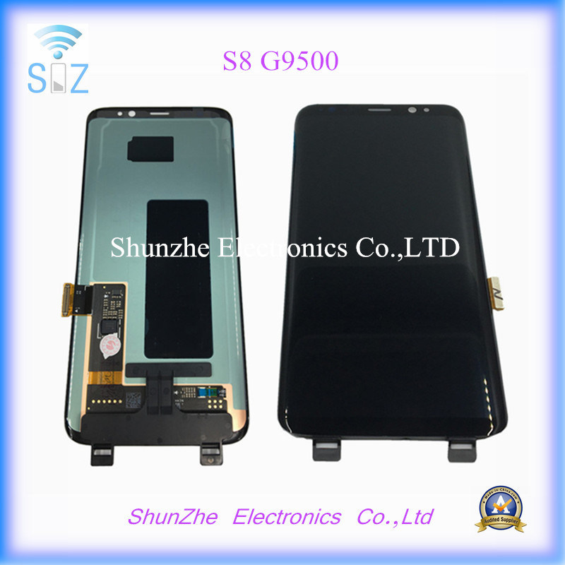 Mobile Smart Cell Phone Touch Screen TFT LCD for Samsung S8 Edge G9500