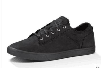 Winter Warm Leather Casual Shoes for Men′s (CAS-041)