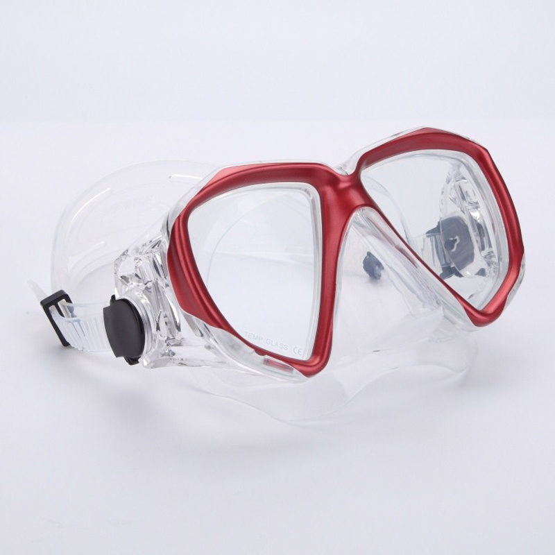 Underwater Free Snorkeling Spearfishing Mask Equipment
