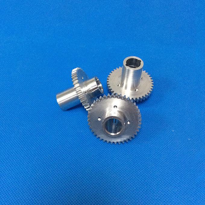 Anodized Aluminum CNC Machining Prototype Parts