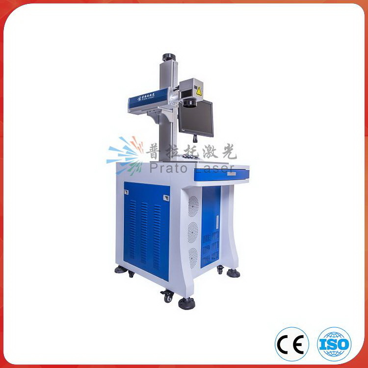 High Precision Optical Laser Marking Machine with Ce ISO Certificates