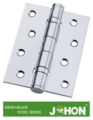 "Furniture Hardware Round Bearing Hinge (4.5""X4.5"" Steel or Iron door accessories)"