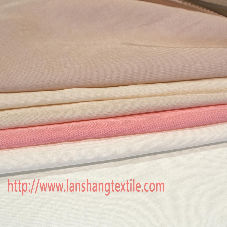 Viscose Rayon Tencel Linen Mixture Fabric for Dress Shirt Curtain