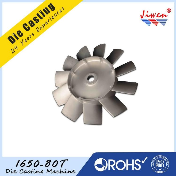 Customizied Alumiunum Pump Impeller with Die Casting Mould Making