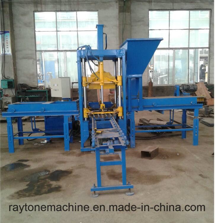 Qtf3-20 Concrete Color Paver Block Brick Making Machine Paver Forming Machine