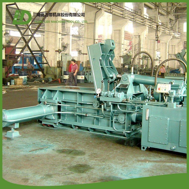 YE81-120 Scrap Metal Baler Packing Machine