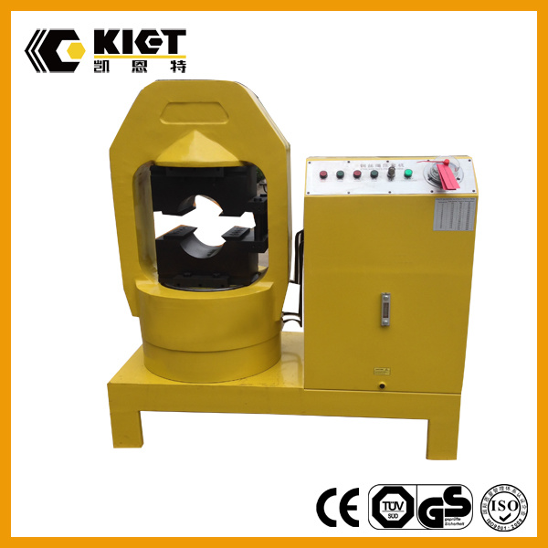 Kiet Brand Steel Wire Rope Hydraulic Swage Press