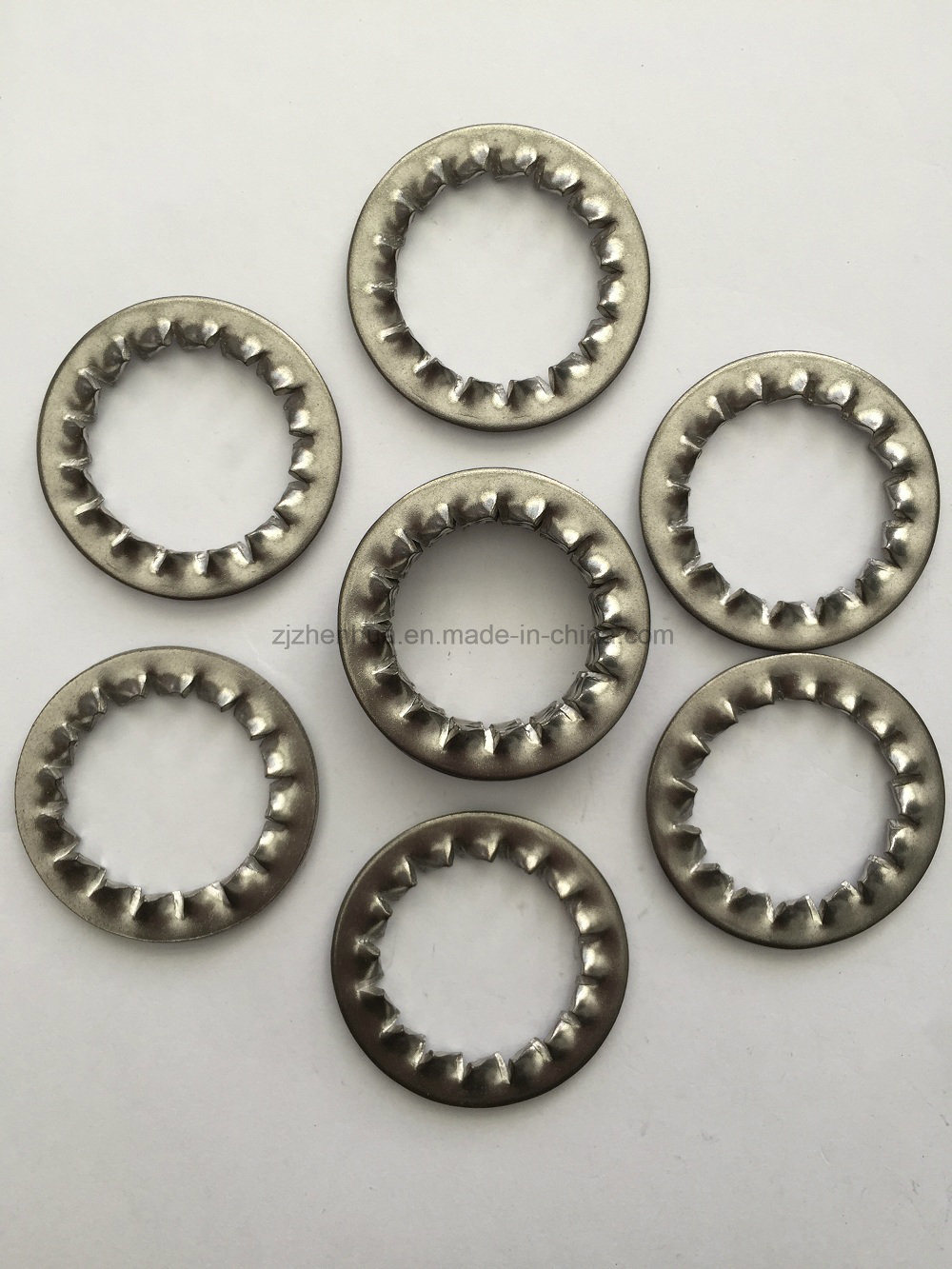 Serrated Lock Washer (DIN6798A&J&V) (Factory)