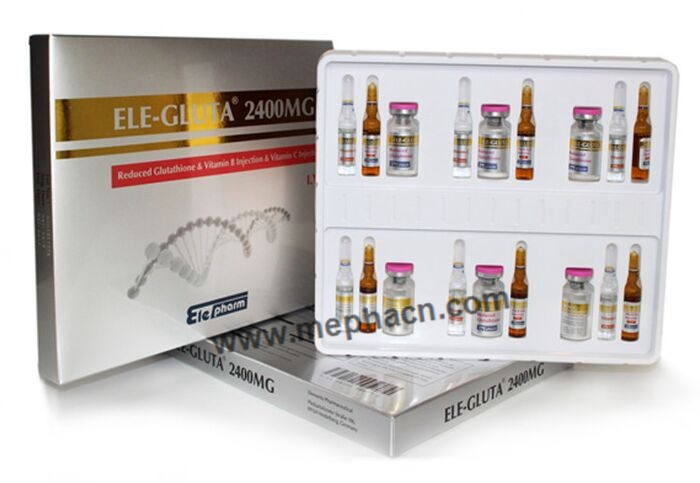 Glutathione Injection Skin Whitening 10g #Good Quality Good Price#