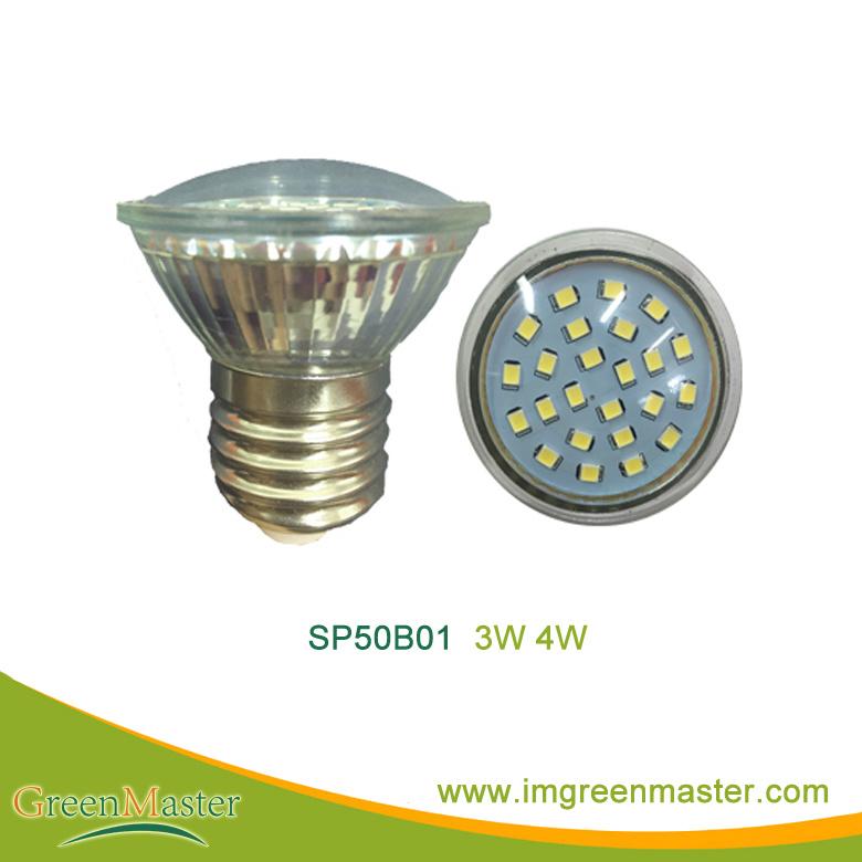 E27/B22 LED Spot Light