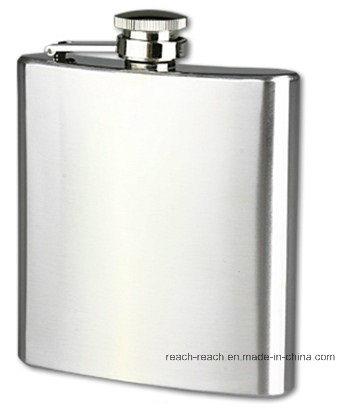 OEM Stainless Steel Hip Flask (R-HF020)