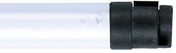 Adjusted Aluminum Shower Curtain Rod