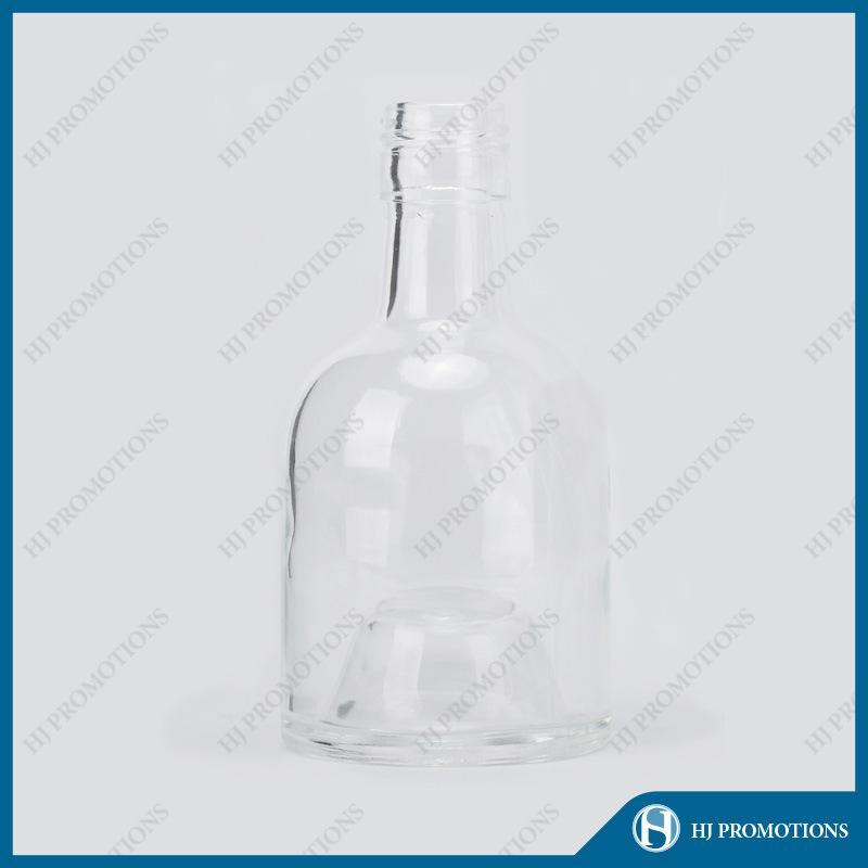 200ml Triple Liquor Glass Bottle (HJ-GYCN-B01)