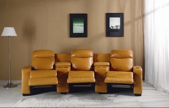 2017 New Furniture Recliner Sofa B015