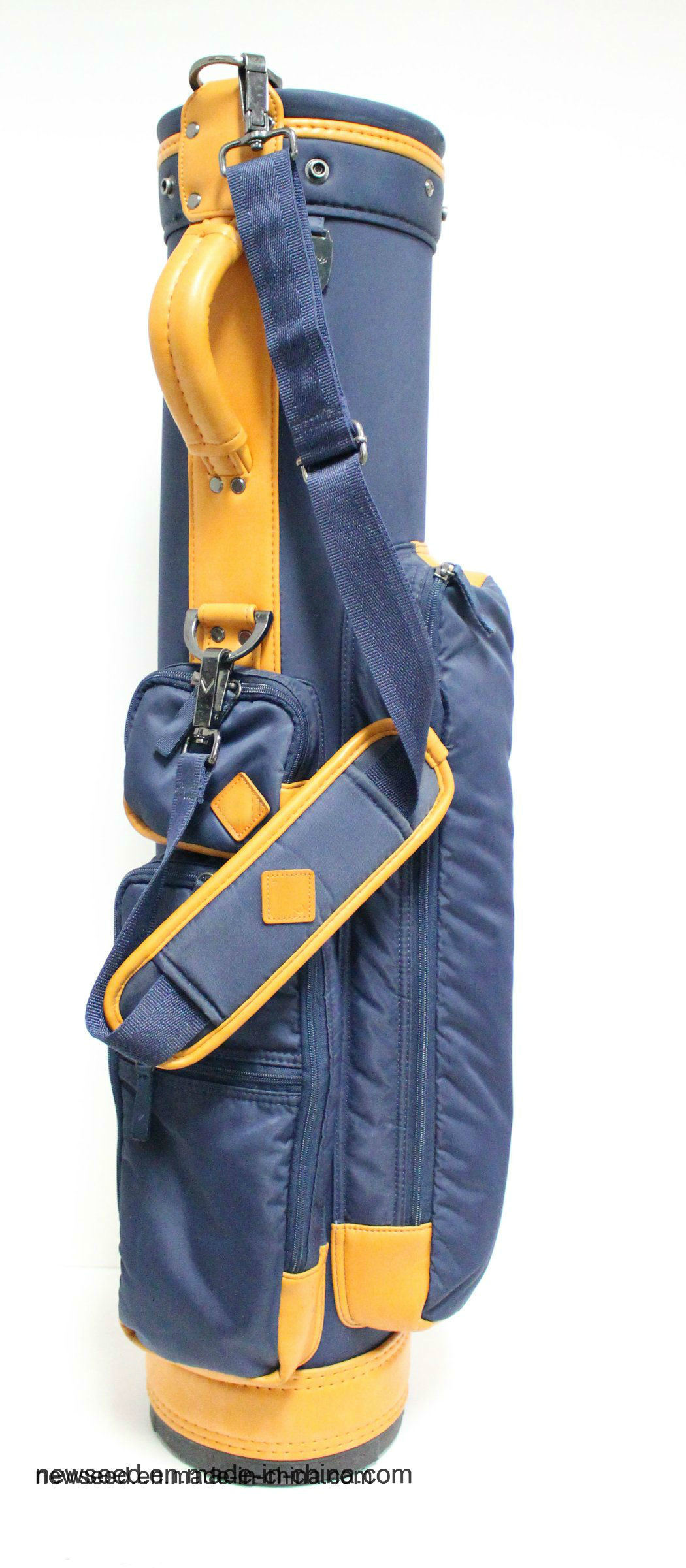 Cute Nylon Simplicity Golf Bag for Ladies