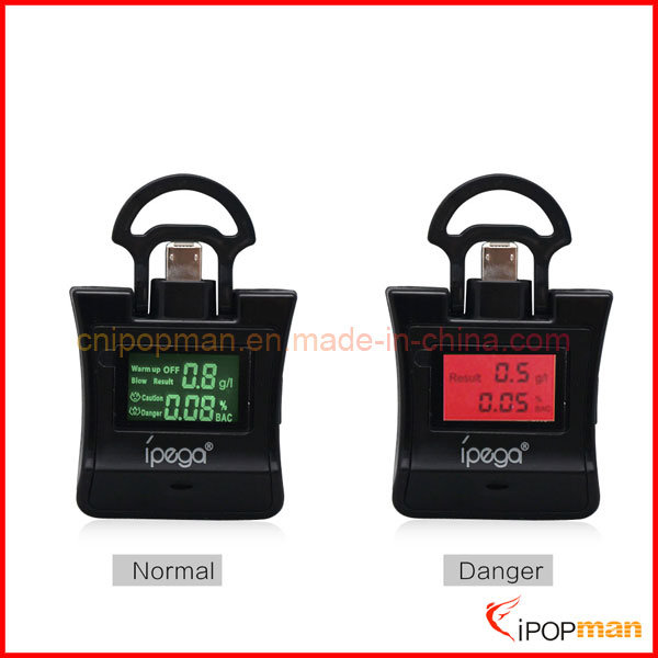 Android Alcohol Tester Digital Breath Alcohol Tester LCD Breath Alcohol Tester