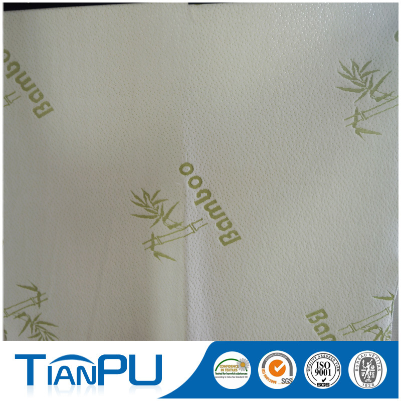 Antibacterial Bamboo Mattress Fabric by The Yard