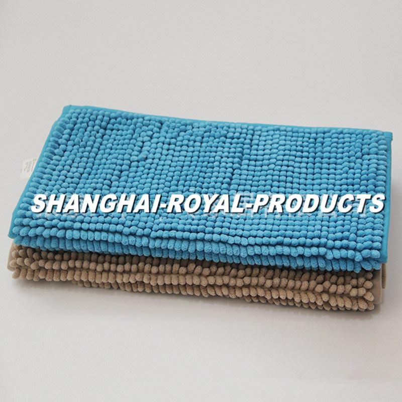 Bath Mat, Home Carpet, Ground Mat Elastane Yarns