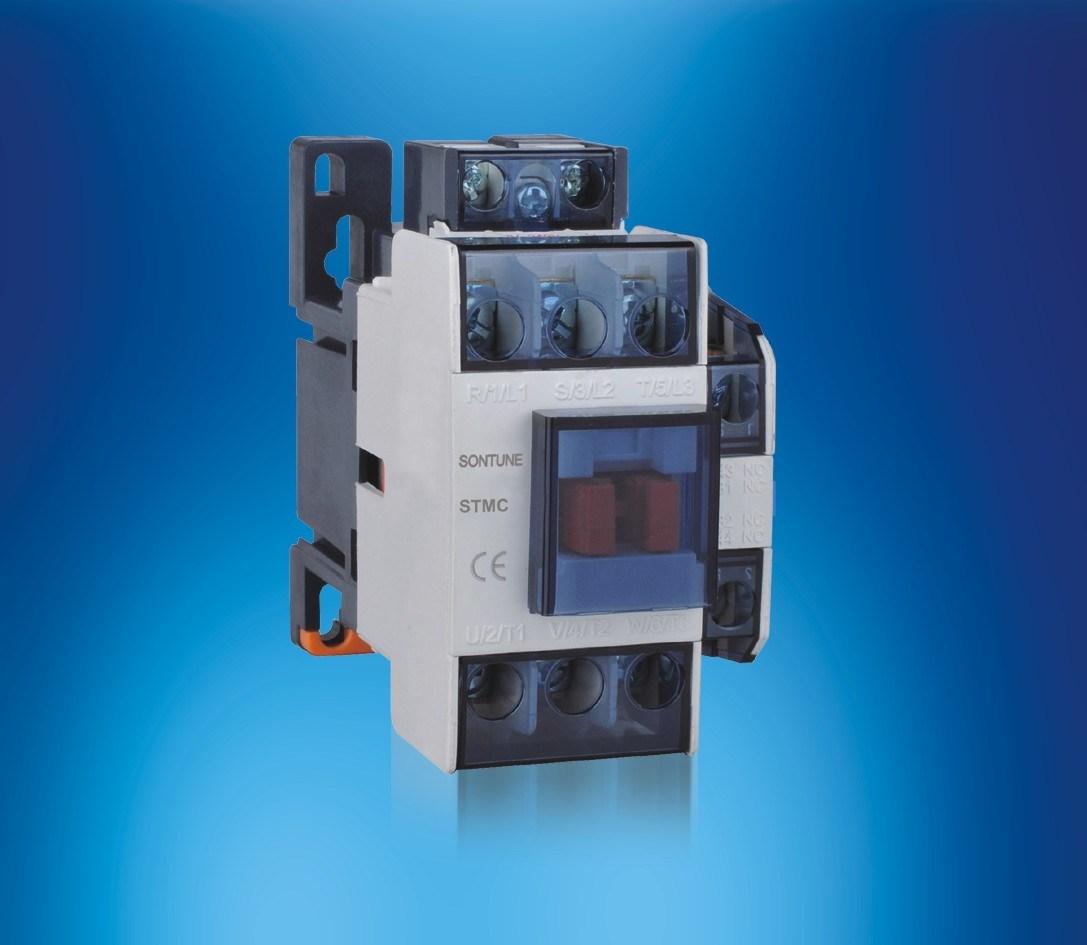 New Model Stmc 3p 4p AC Contactor